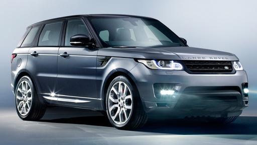 2014 Land Rover Range Rover Sport & 2014 Cadillac CTS Video Thumbnail