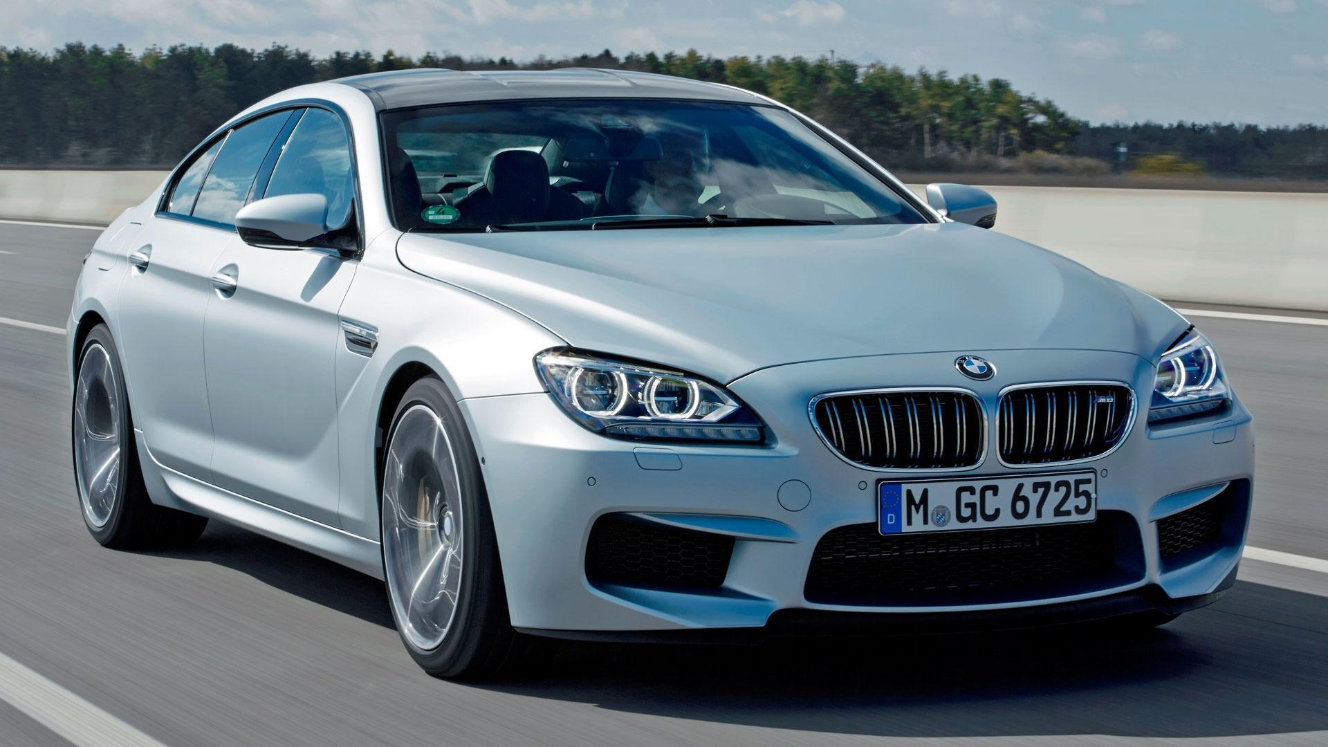 2014 BMW M6 Gran Coupe & 2014 Kia Cadenza image