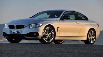 2014 BMW 4 Series 435i & 2014 Kia Soul image