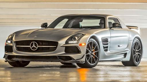 2014 Mercedes-Benz SLS AMG Black Series & 2013 Smart Electri Video Thumbnail