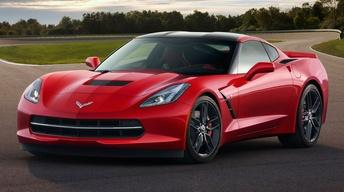 2014 Chevrolet Corvette Stingray & 2015 Honda Fit