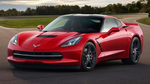 2014 Chevrolet Corvette Stingray & 2015 Honda Fit Video Thumbnail