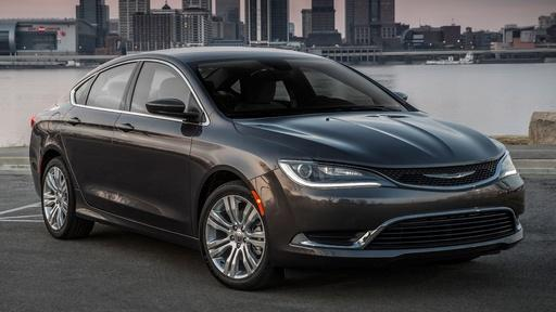 2015 Chrysler 200 & 2015 GM Full-Size SUVs Video Thumbnail