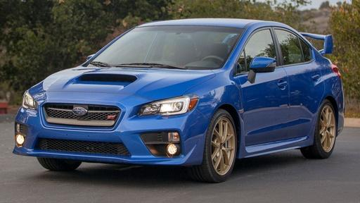 2015 Subaru WRX STI & 2014 BMW X5 Video Thumbnail
