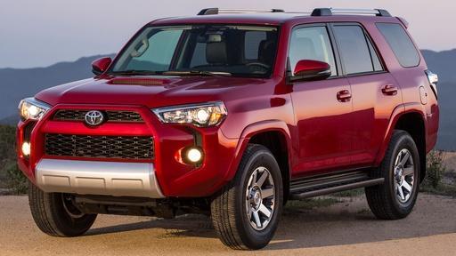 2014 Toyota 4Runner & 2014 SRT Viper Video Thumbnail