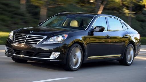 2014 Hyundai Equus & 2015 Subaru WRX Video Thumbnail