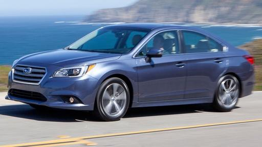 2015 Subaru Legacy & 2014 Audi RS7 Video Thumbnail
