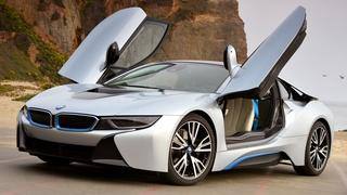 2015 BMW i8 & 2014 Mercedes-Benz Sprinter