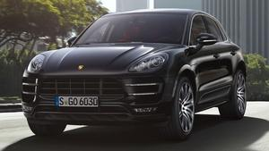 2015 Porsche Macan & 2015 Chevrolet Colorado/GMC Canyon