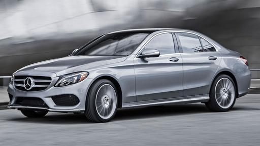 2015 Mercedes-Benz C Class & 2015 Dodge Challenger Video Thumbnail