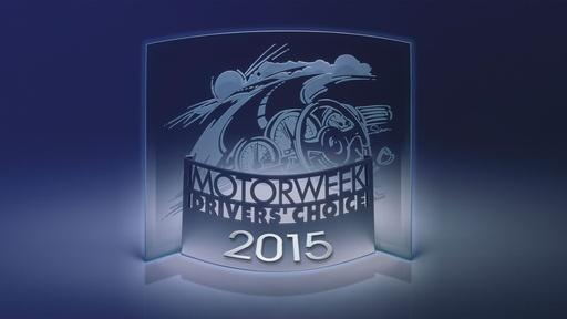 2015 MotorWeek Drivers' Choice Awards Video Thumbnail