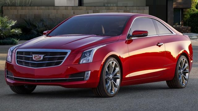 2015 Cadillac ATS Coupe 2.0 Turbo & 2015 BMW X4
