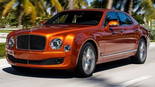 2015 Compact SUV Challenge & 2016 Bentley Mulsanne Speed Video Thumbnail