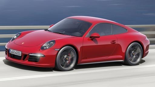 2015 Porsche 911 Carrera 4 GTS Coupe & 2015 Lexus RC F Video Thumbnail