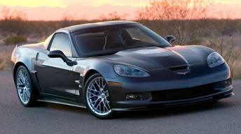 2012 Chevrolet Corvette Centennial Edition ZR1 & 2012...
