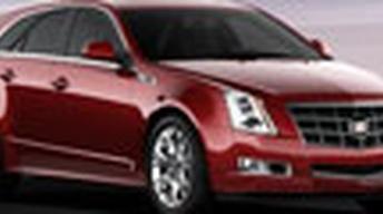 2010 Cadillac CTS Sport Wagon image