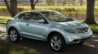 2011 Nissan Murano CrossCabriolet & 2012 Ford Focus