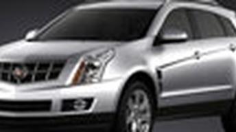 2010 Cadillac SRX image