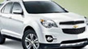 Chevrolet Equinox vs. Kia Sorento image