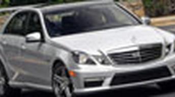 Mercedes-Benz E63 AMG image