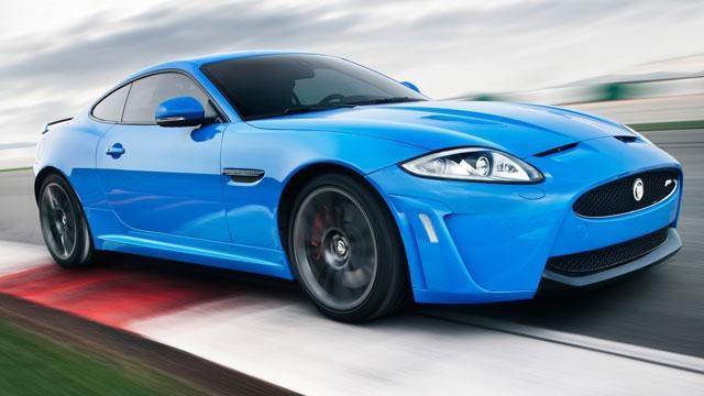 2012 Jaguar XKR-S & 2012 Prius c image