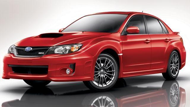 2011 Subaru Impreza WRX STI & 2011Volvo S60 image