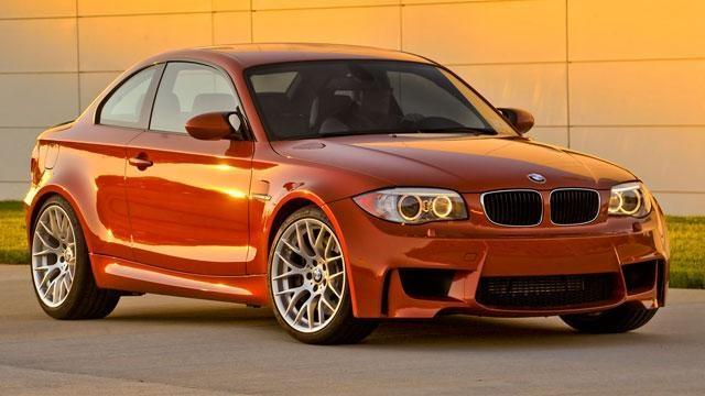 2011 BMW 1M Coupe & 2012 Nissan NV image