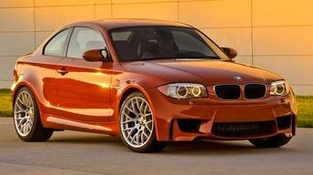 2011 BMW 1M Coupe & 2012 Nissan NV image