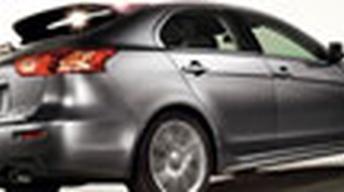 2010 Mitsubishi Lancer image