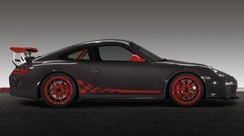 2011 Porsche 911 GT3 RS & 2011 Lincoln MKZ Hybrid image