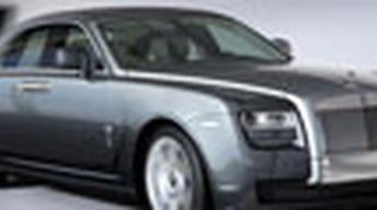 2010 Rolls Royce Ghost vs. 2010 Bentley Continental...