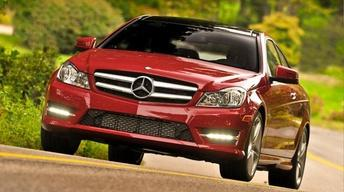 2012 Mercedes-Benz C250 Sport Coupe & 2012 Buick Verano