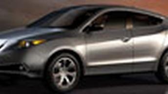 2010 Acura ZDX image