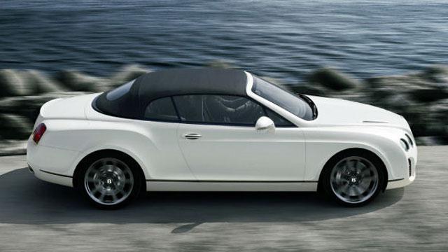 2011 Bentley Supersports Convertible & 2011 Volkswagen Jetta image