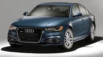 2012 Audi A6 & 2011 Kia Optima Hybrid image