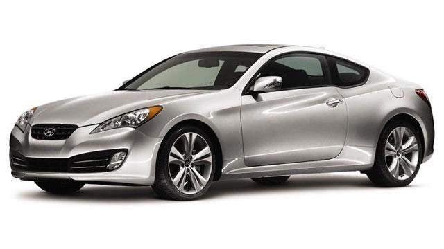 2011 Hyundai Genesis Coupe R-Spec & 2011 Ford F-Series... image
