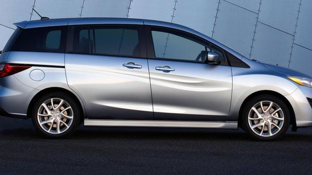 2012 Mazda5 & $29K SUV Shootout image