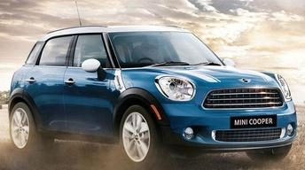 2011 MINI Countryman & 2011 Dodge Charger image