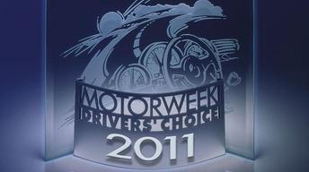 2011 MotorWeek Drivers' Choice Awards image