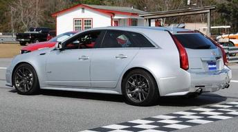 2012 Hennessey CTS-V Hammer Wagon & 2011 BMW 1M Coupe