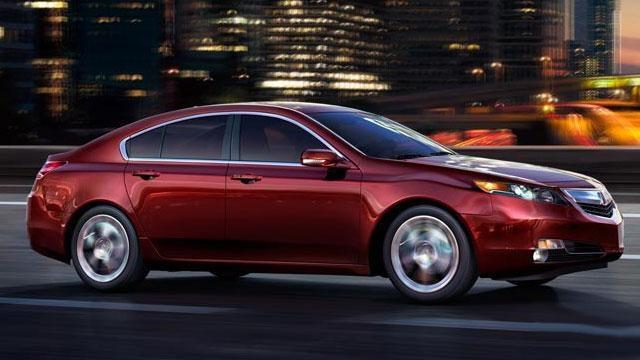 2012 Acura TL & 2011 Chevrolet Camaro Convertible image