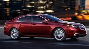 2012 Acura TL & 2011 Chevrolet Camaro Convertible