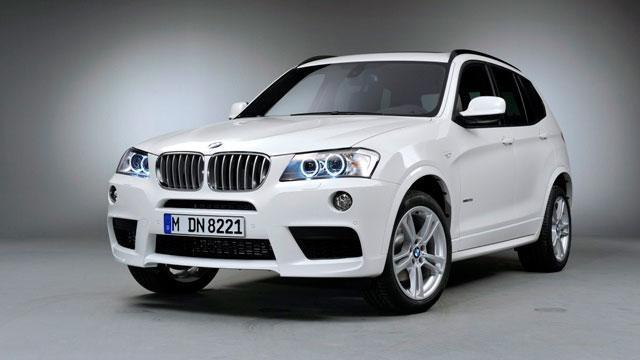 2011 BMW X3 & 2011 Chevrolet Camaro Convertible image