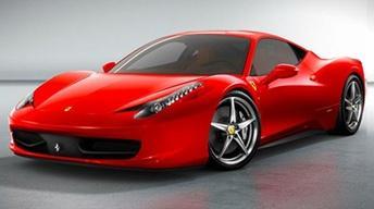 2011 Ferrari 458 Italia & 2012 Buick Regal GS
