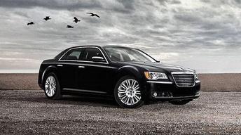 2011 Chrysler 300 & 2011 Cadillac CTS-V Sport Wagon