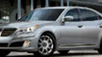 2011 Hyundai Equus image
