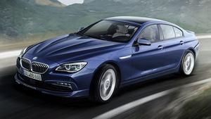 2016 BMW Alpina B6 Gran Coupe & Minivan Challenge
