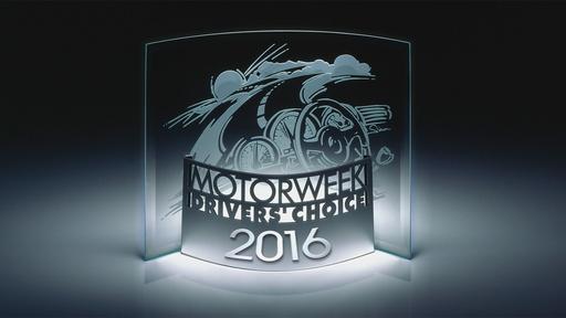 2016 Drivers' Choice Awards Video Thumbnail