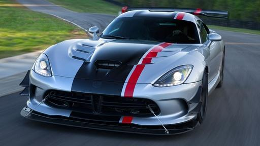 2016 Dodge Viper ACR & 2016 Jaguar XF Video Thumbnail
