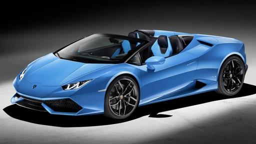 2016 Lamborghini Huracan Spyder & 2016 Kia Optima Video Thumbnail
